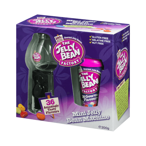 The Jelly Bean Factory Mini Jelly Bean Machine 200g
