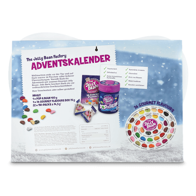 The Jelly Bean Factory Adventskalender