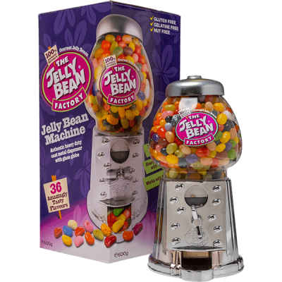 The Jelly Bean Factory The Jelly Bean Machine 600g