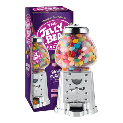 The Jelly Bean Factory The Jelly Bean Machine 600g 1