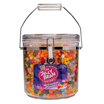 The Jelly Bean Factory Gourmet  Flavours Monster Jar 4,2 kg